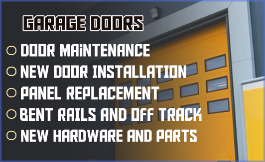 Garage Door Repair Moorpark CA